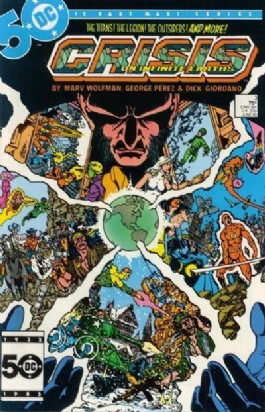 Crisis on Infinite Earths (Limited Series) #3