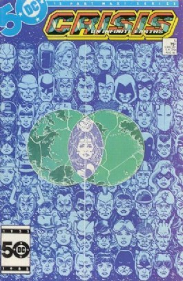 Crisis on Infinite Earths (Limited Series) #5