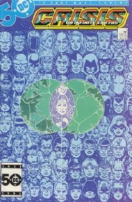 Crisis on Infinite Earths (Limited Series) 1985 - 1986 #5