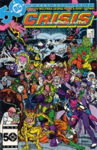 Crisis on Infinite Earths (Limited Series) 1985 - 1986 #9
