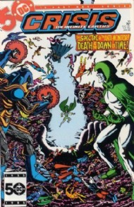 Crisis on Infinite Earths (Limited Series) 1985 - 1986 #10