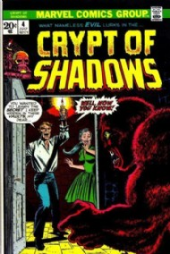 Crypt of Shadows 1973 - 1975 #4
