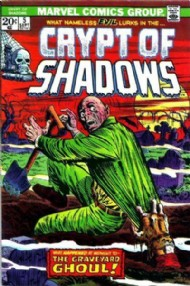 Crypt of Shadows 1973 - 1975 #5
