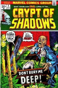 Crypt of Shadows 1973 - 1975 #6