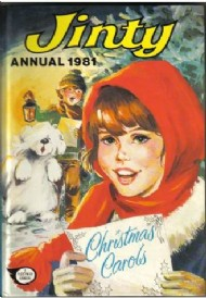 Jinty Annual 1975 - 1986 #1981