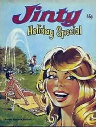 Jinty Holiday/Summer Special 1974 - 1983 #1980