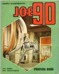 Joe 90 Painting Book 1968 #5