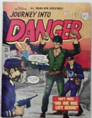 Journey Into Danger Early 1960s #6