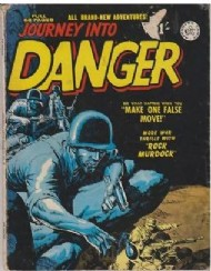 Journey Into Danger Early 1960s #8