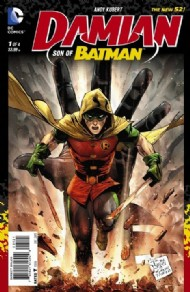 Damian Son of Batman 2013 - 2014 #1
