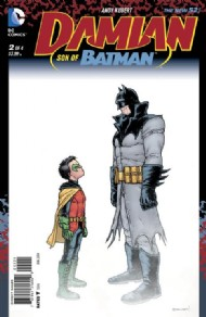 Damian Son of Batman 2013 - 2014 #2