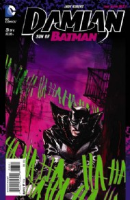 Damian Son of Batman 2013 - 2014 #3