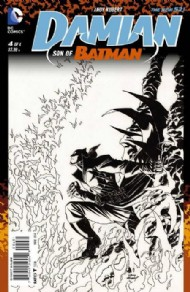 Damian Son of Batman 2013 - 2014 #4