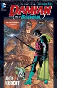 Damian Son of Batman Deluxe Edition 2014 #0
