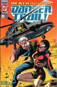 Danger Trail (2nd Series) 1993 #2