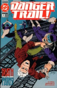 Danger Trail (2nd Series) 1993 #3