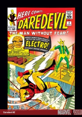 Daredevil (1st Series) #2