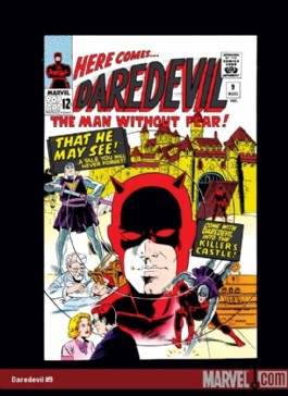Daredevil (1st Series) #9