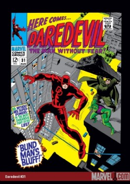 Daredevil (1st Series) #31