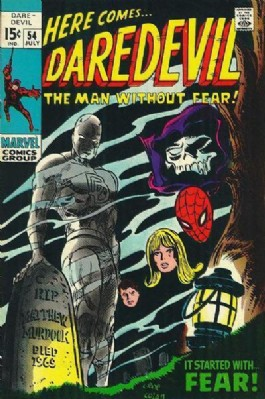 Daredevil (1st Series) #54