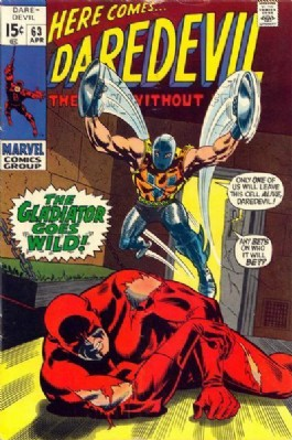 Daredevil (1st Series) #63