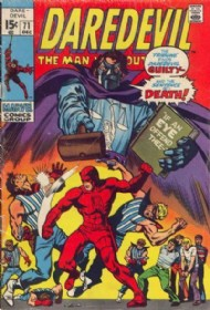 Daredevil (1st Series) 1964 - 2011 #71