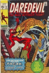 Daredevil (1st Series) 1964 - 2011 #72