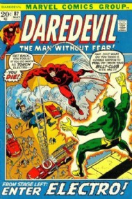 Daredevil (1st Series) 1964 - 2011 #87