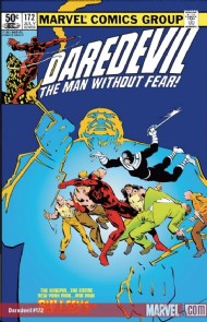 Daredevil (1st Series) 1964 - 2011 #172