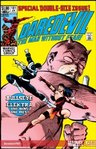 Daredevil (1st Series) 1964 - 2011 #181