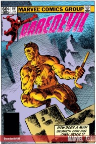 Daredevil (1st Series) 1964 - 2011 #191