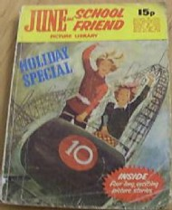 June and School Friend Picture Library Holiday Special 1966 - 1981 #1975
