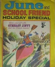 June Holiday Special 1966 - 1980 #1970