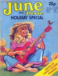 June Holiday Special 1966 - 1980 #1975