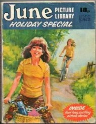 June Picture Library Holiday Special 1972 - 1984 #1973