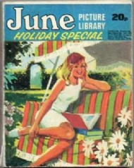 June Picture Library Holiday Special 1972 - 1984 #1974