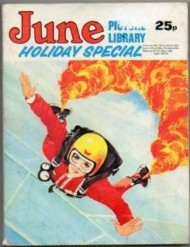 June Picture Library Holiday Special 1972 - 1984 #1975