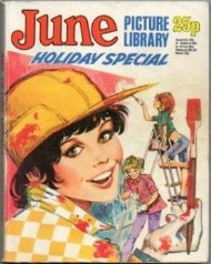 June Picture Library Holiday Special 1972 - 1984 #1976