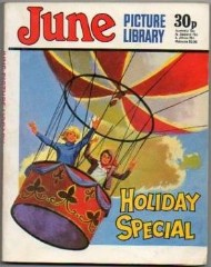 June Picture Library Holiday Special 1972 - 1984 #1977