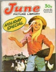 June Picture Library Holiday Special 1972 - 1984 #1978