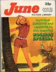 June Picture Library Holiday Special 1972 - 1984 #1979