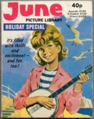 June Picture Library Holiday Special 1972 - 1984 #1980