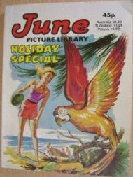 June Picture Library Holiday Special 1972 - 1984 #1981