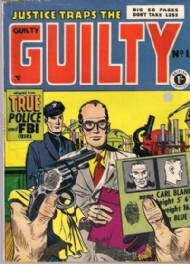 Justice Traps the Guilty (1st  Series) 1951 - 1954 #1