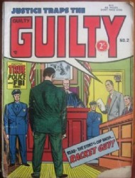 Justice Traps the Guilty (1st  Series) 1951 - 1954 #2