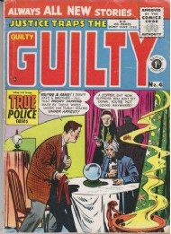 Justice Traps the Guilty (1st  Series) 1951 - 1954 #4