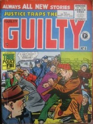 Justice Traps the Guilty (1st  Series) 1951 - 1954 #8