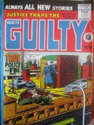 Justice Traps the Guilty (1st  Series) 1951 - 1954 #9