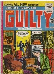Justice Traps the Guilty (1st  Series) 1951 - 1954 #10