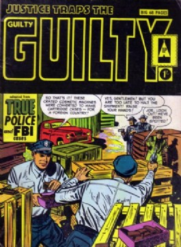 Justice Traps the Guilty (2nd Series) #3